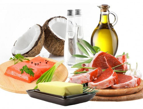 Are you getting enough good fats & oils?